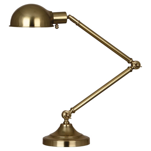 Kinetic Brass Table Lamp Style #1500