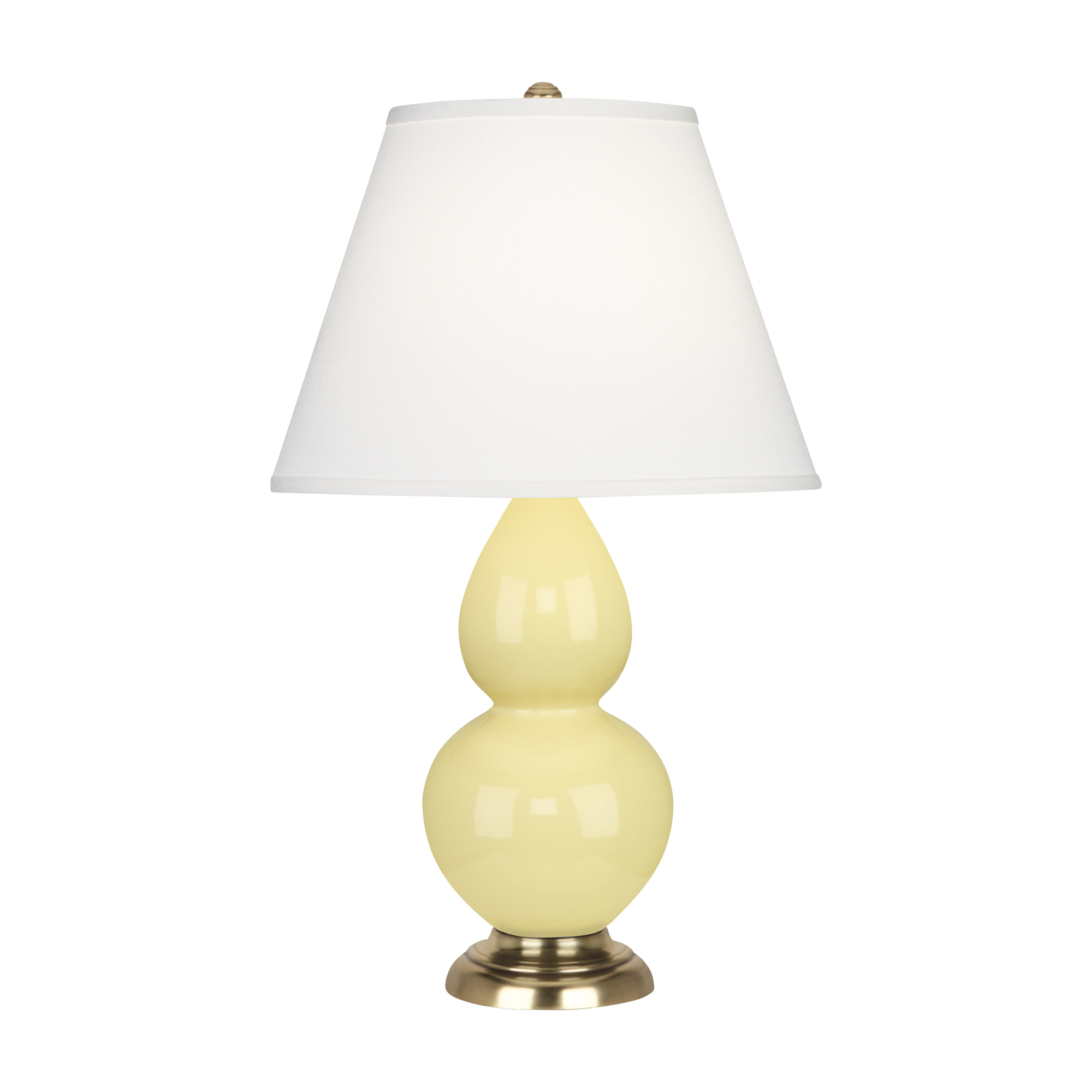Small Double Gourd Accent Lamp Style #1614X