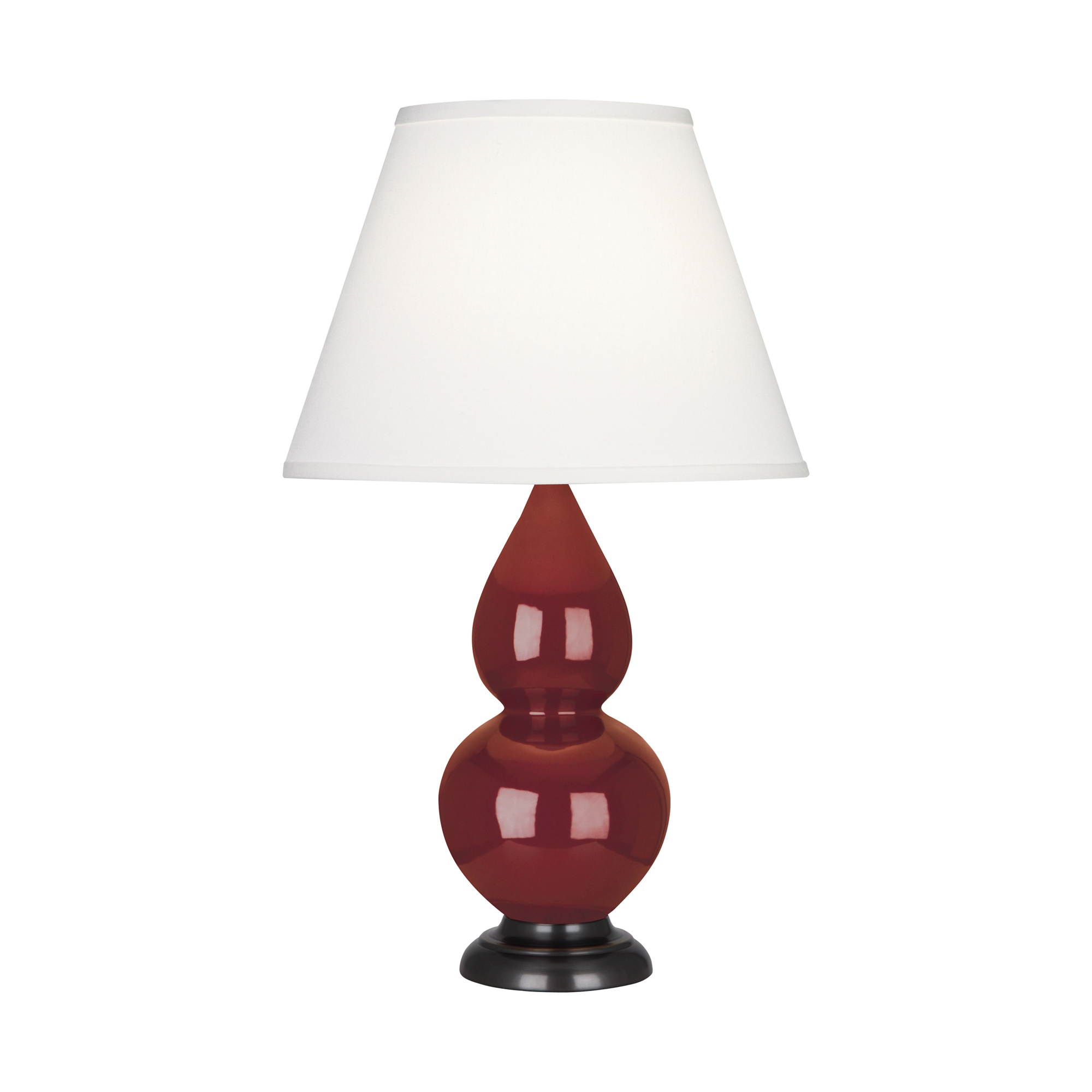 Small Double Gourd Accent Lamp Style #1657X
