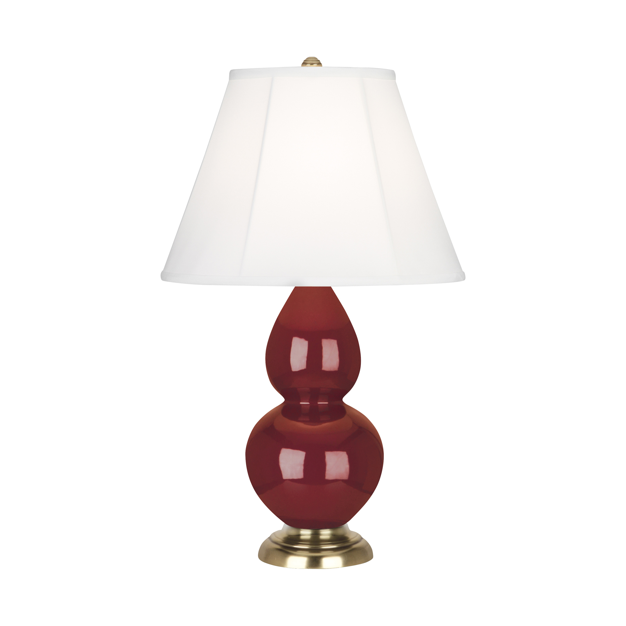 Small Double Gourd Accent Lamp Style #1687