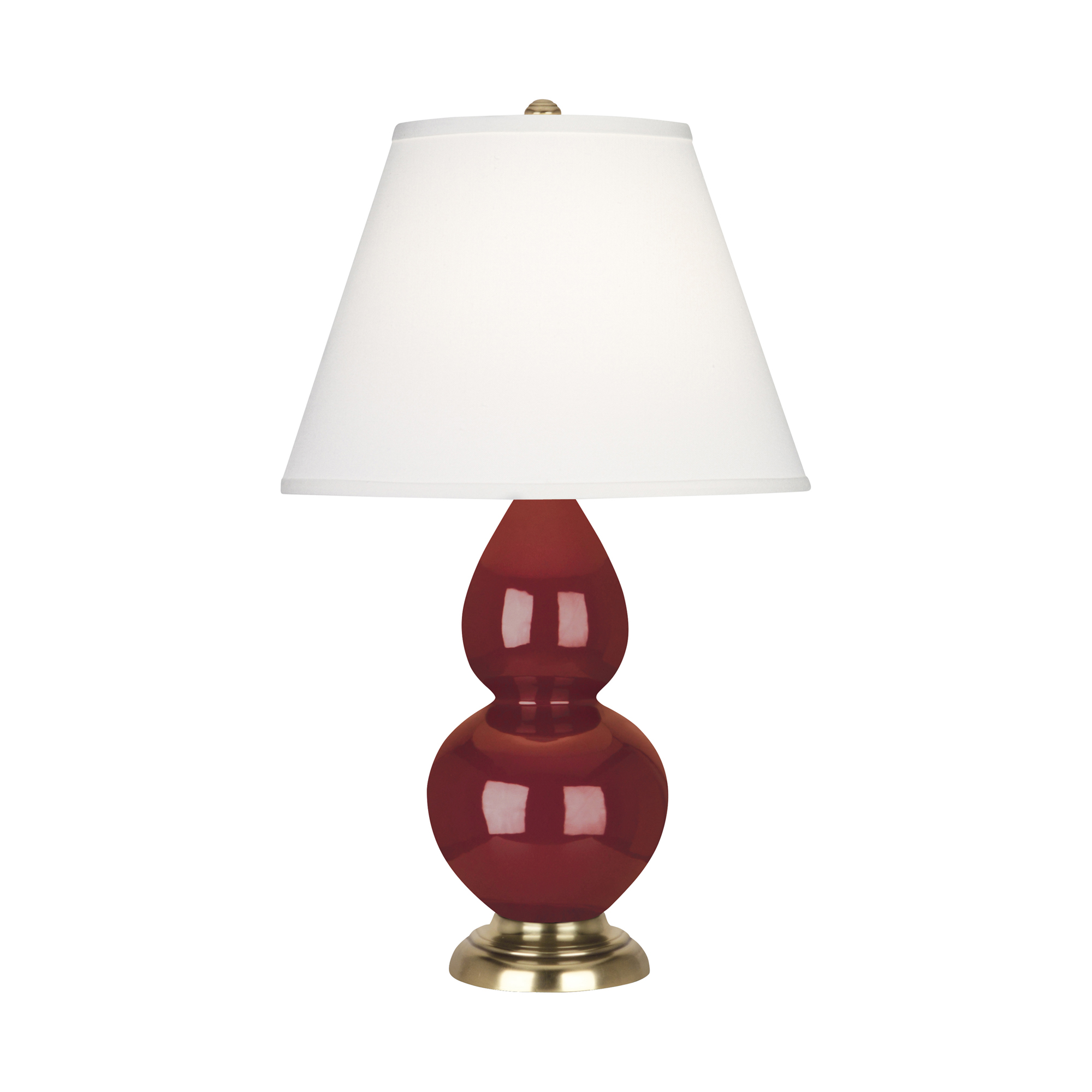 Small Double Gourd Accent Lamp Style #1687X
