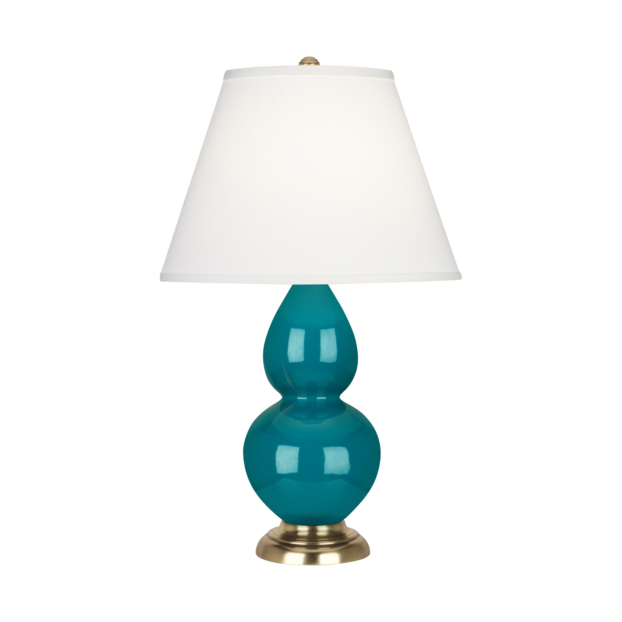 Small Double Gourd Accent Lamp Style #1771X