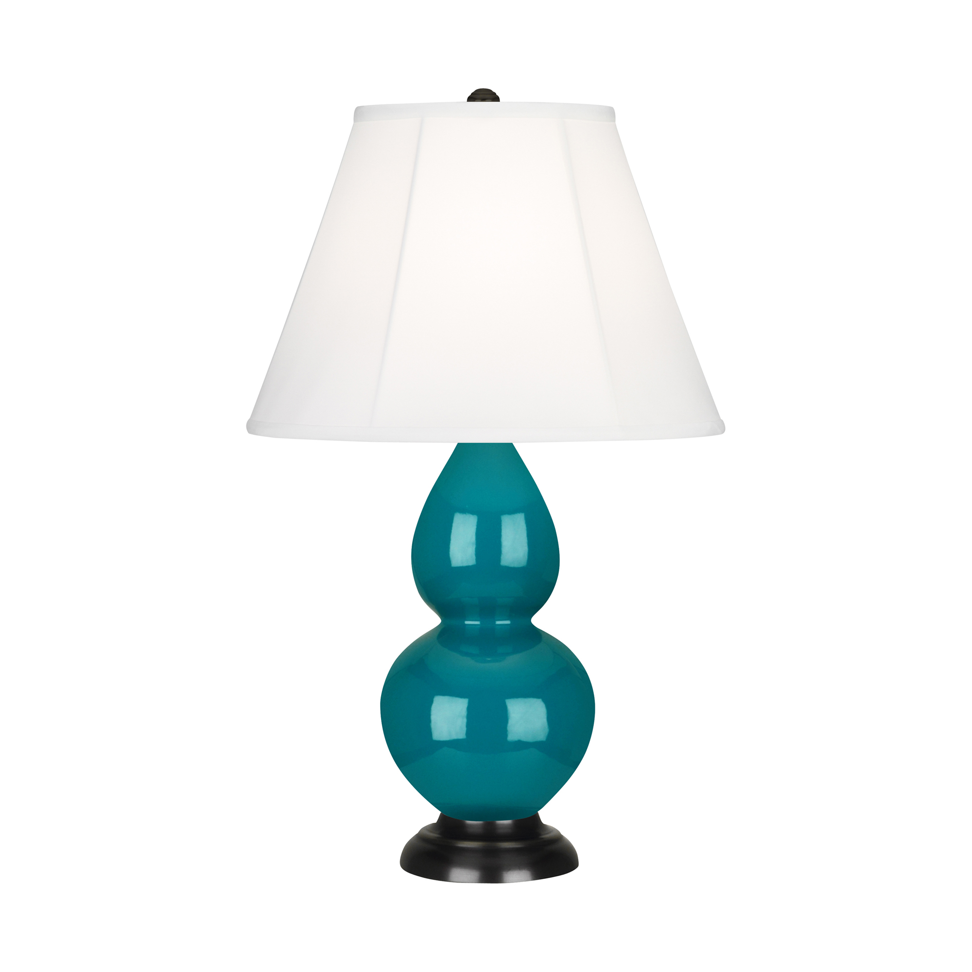 Small Double Gourd Accent Lamp Style #1772