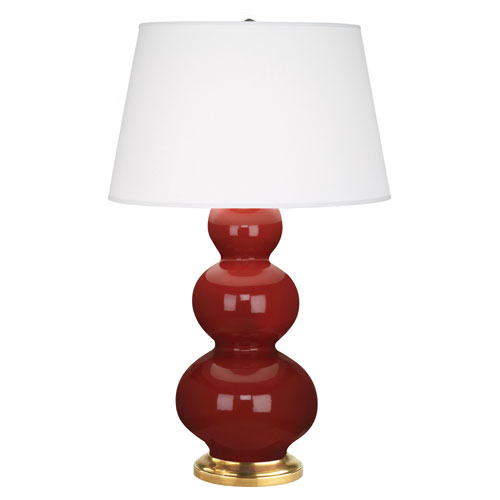 Triple Gourd Table Lamp Style #315X
