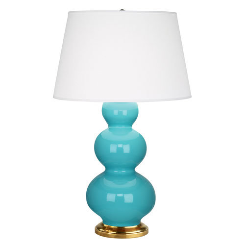 Triple Gourd Table Lamp Style #322X