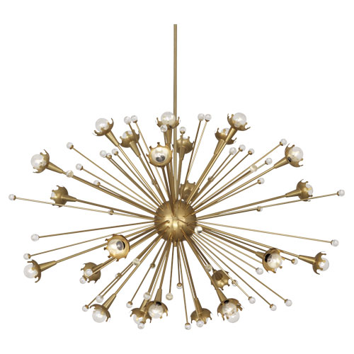 Jonathan Adler Sputnik Chandelier Style #714