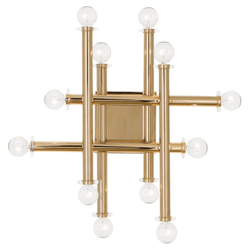 Jonathan Adler Milano Wall Sconce Style #901