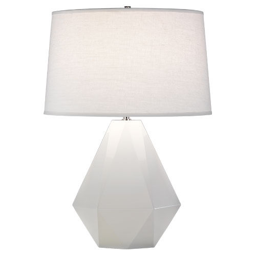 Delta Table Lamp Style #932