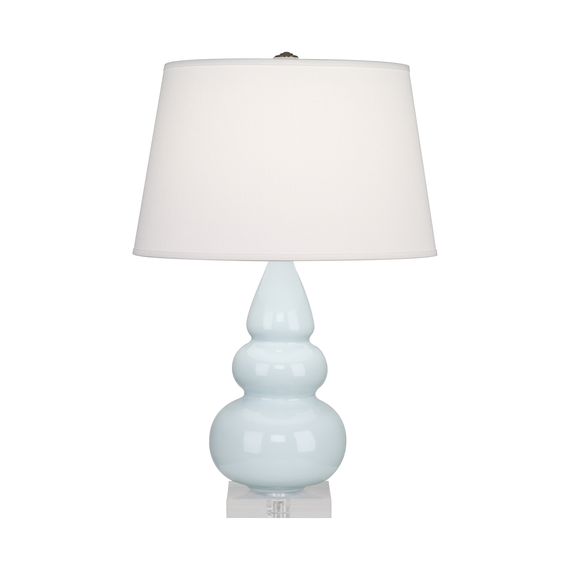 Small Triple Gourd Accent Lamp Style #A291X