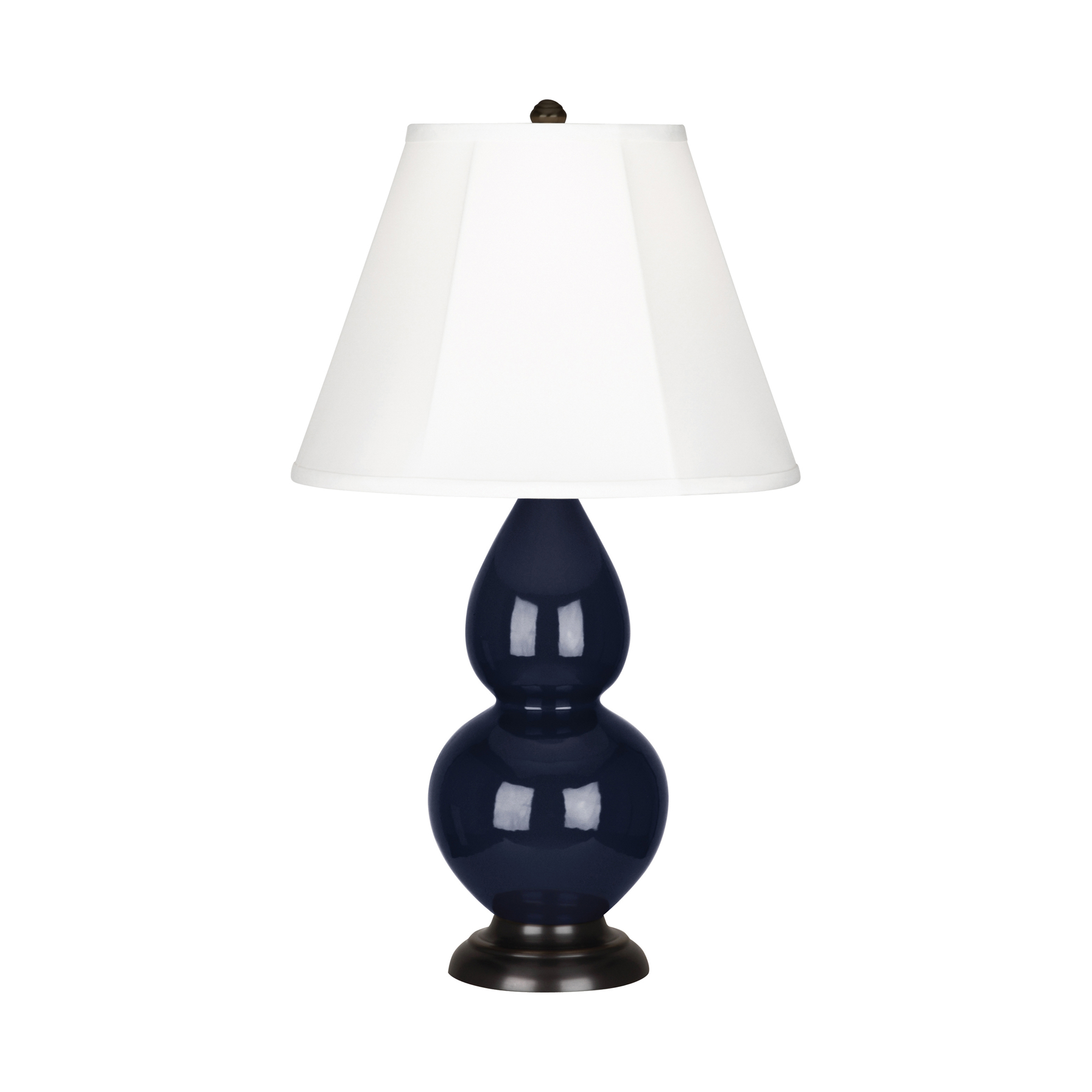 Small Double Gourd Accent Lamp Style #MB11