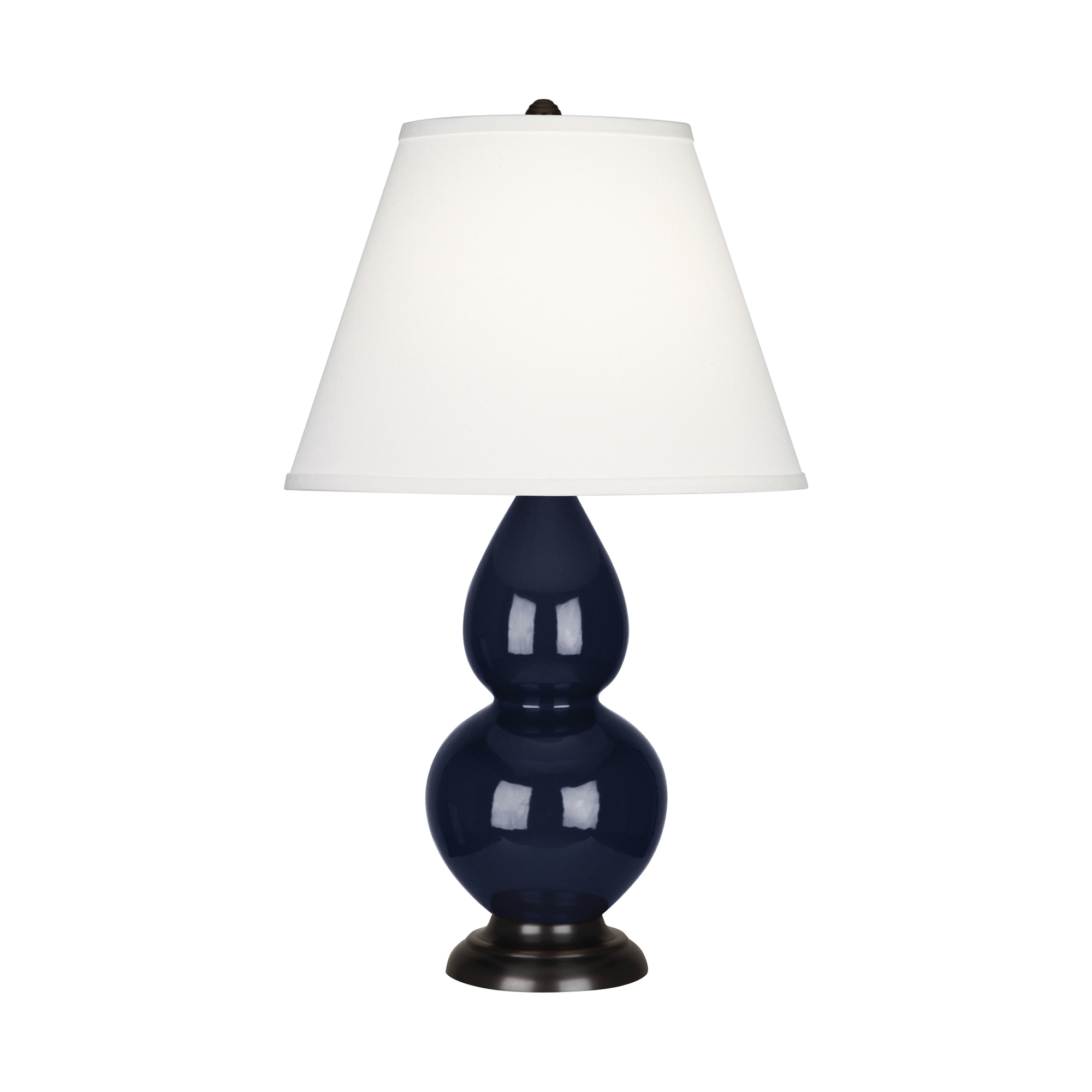 Small Double Gourd Accent Lamp Style #MB11X