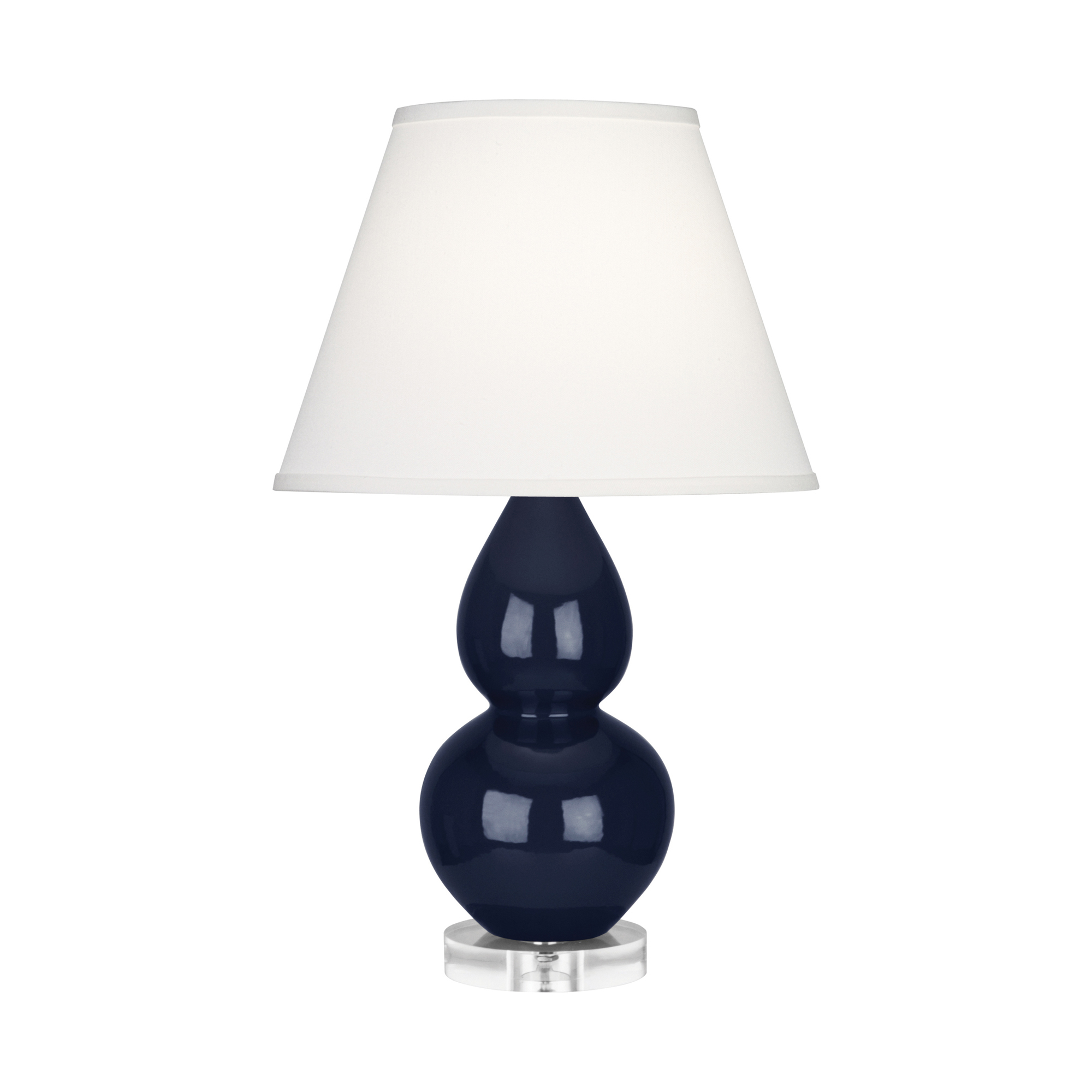Small Double Gourd Accent Lamp Style #MB13X