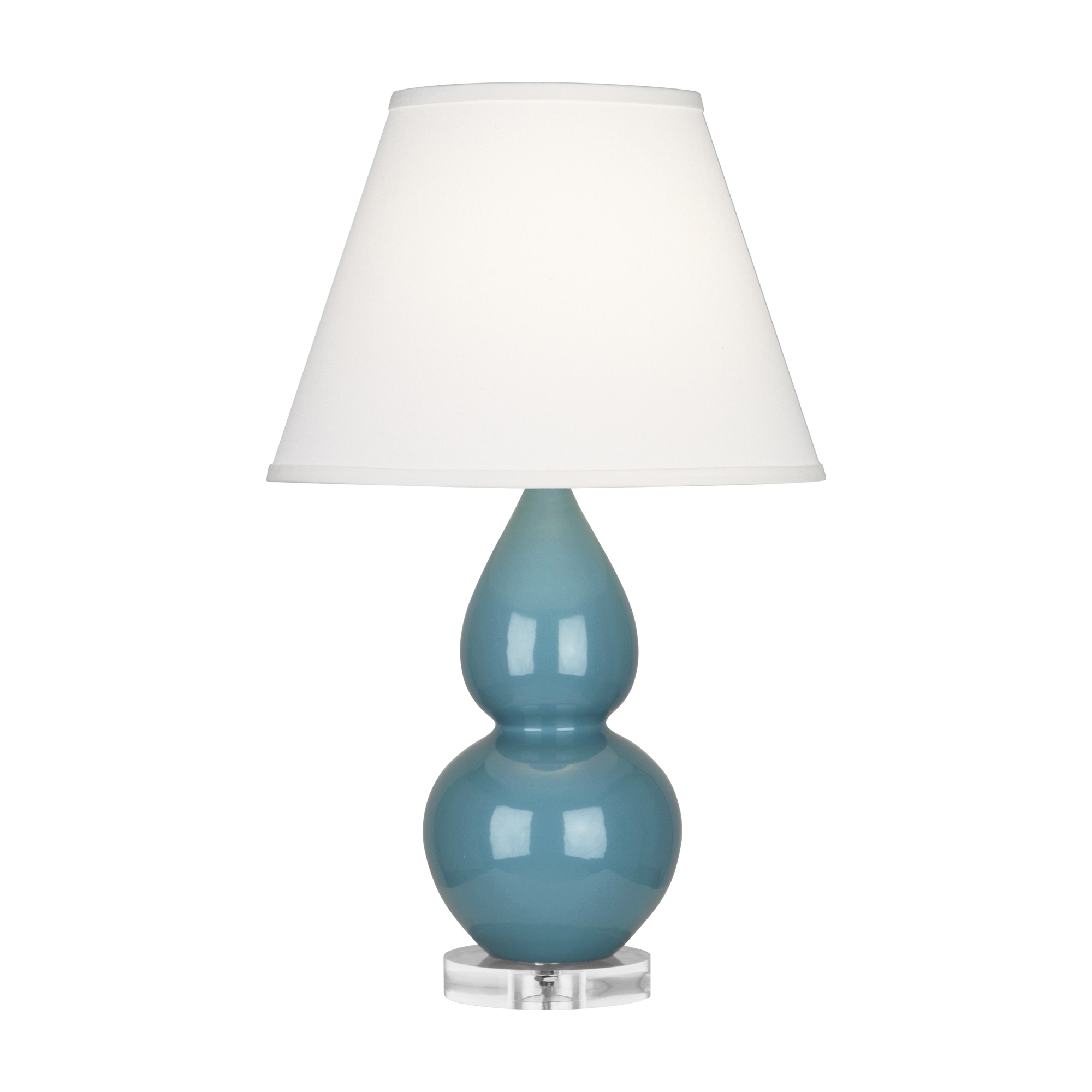 Small Double Gourd Accent Lamp Style #OB13X