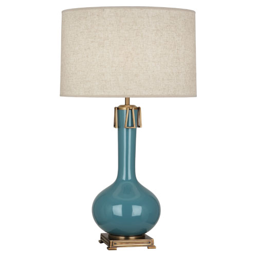 Athena Table Lamp Style #OB992