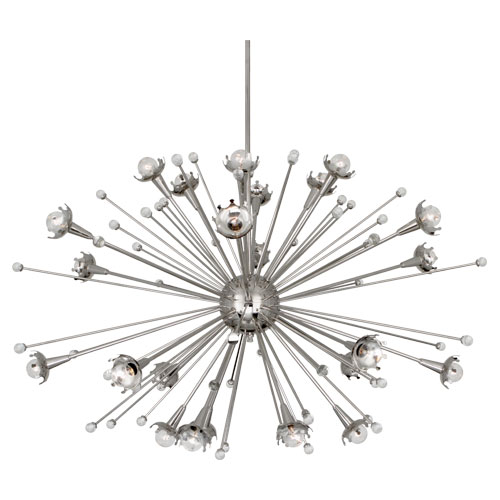 Jonathan Adler Sputnik Chandelier Style #S714