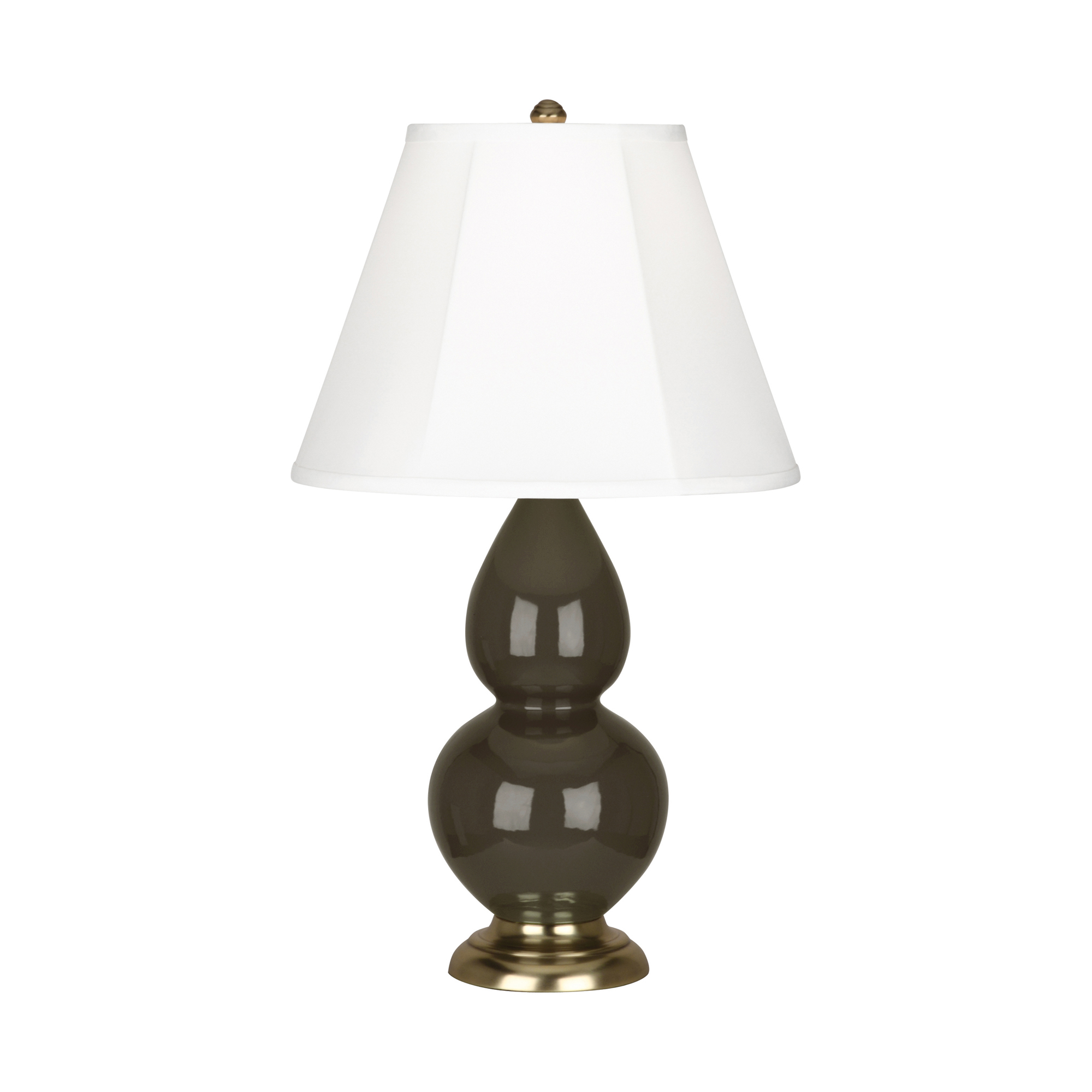 Small Double Gourd Accent Lamp Style #TE10