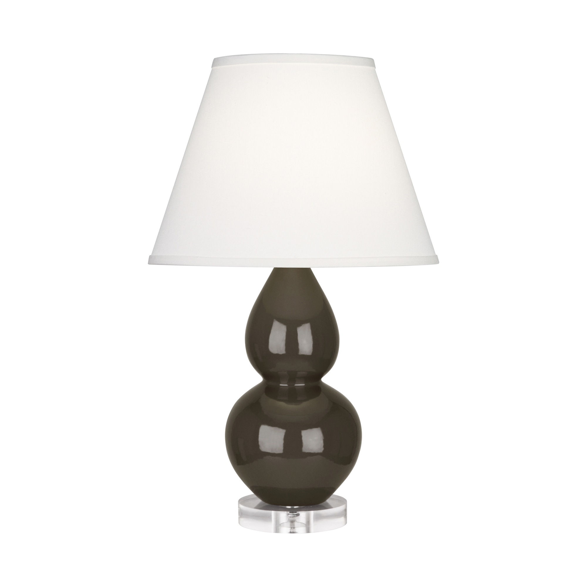 Small Double Gourd Accent Lamp Style #TE13X