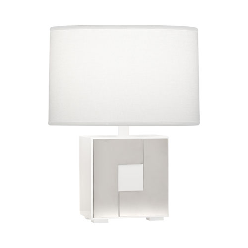 Blox Table Lamp Style #WH578