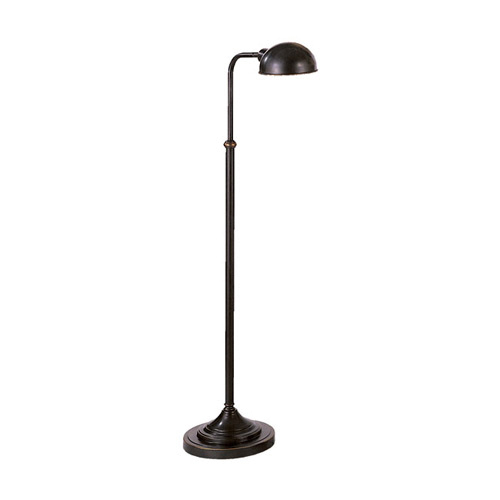 Kinetic Bronze Floor Lamp Style #Z1505DBZ