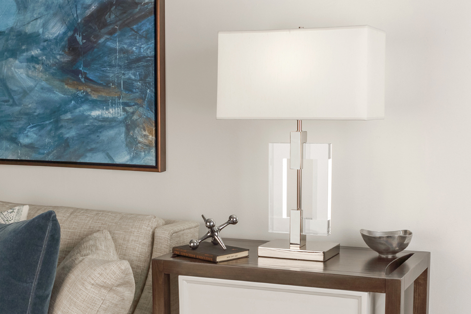 LINCOLN TABLE LAMP by Robert Abbey