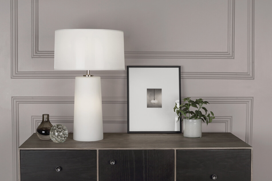 RICO ESPINET OLINDA ACCENT LAMP by Robert Abbey