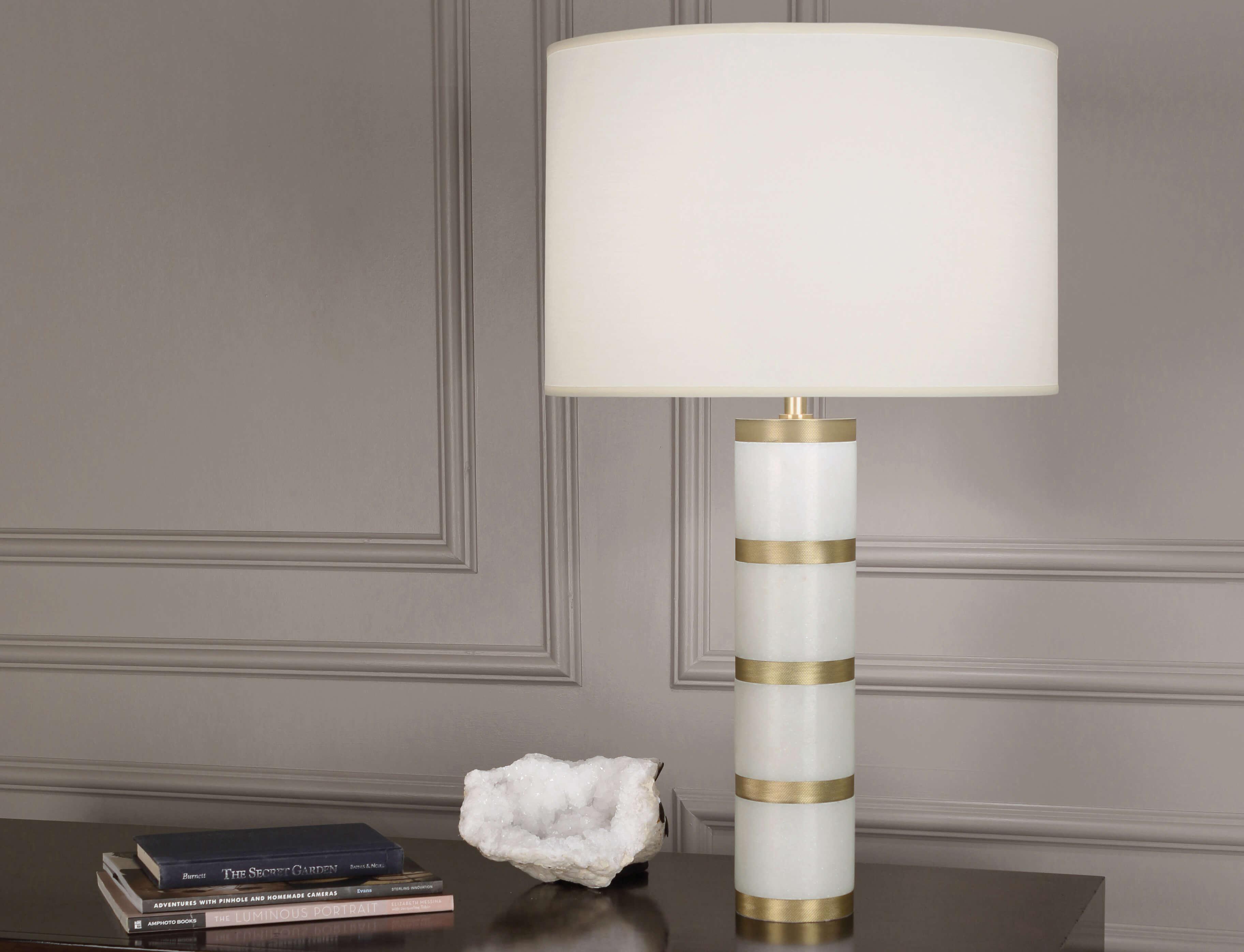 WYATT TABLE LAMP by Robert Abbey