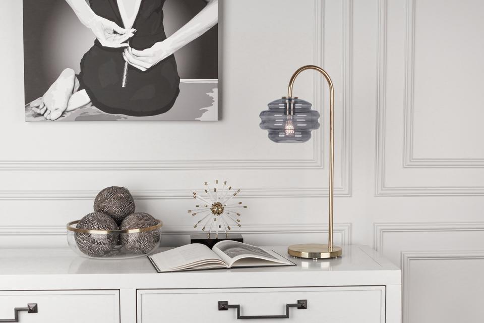 HORIZON TABLE LAMP by Robert Abbey