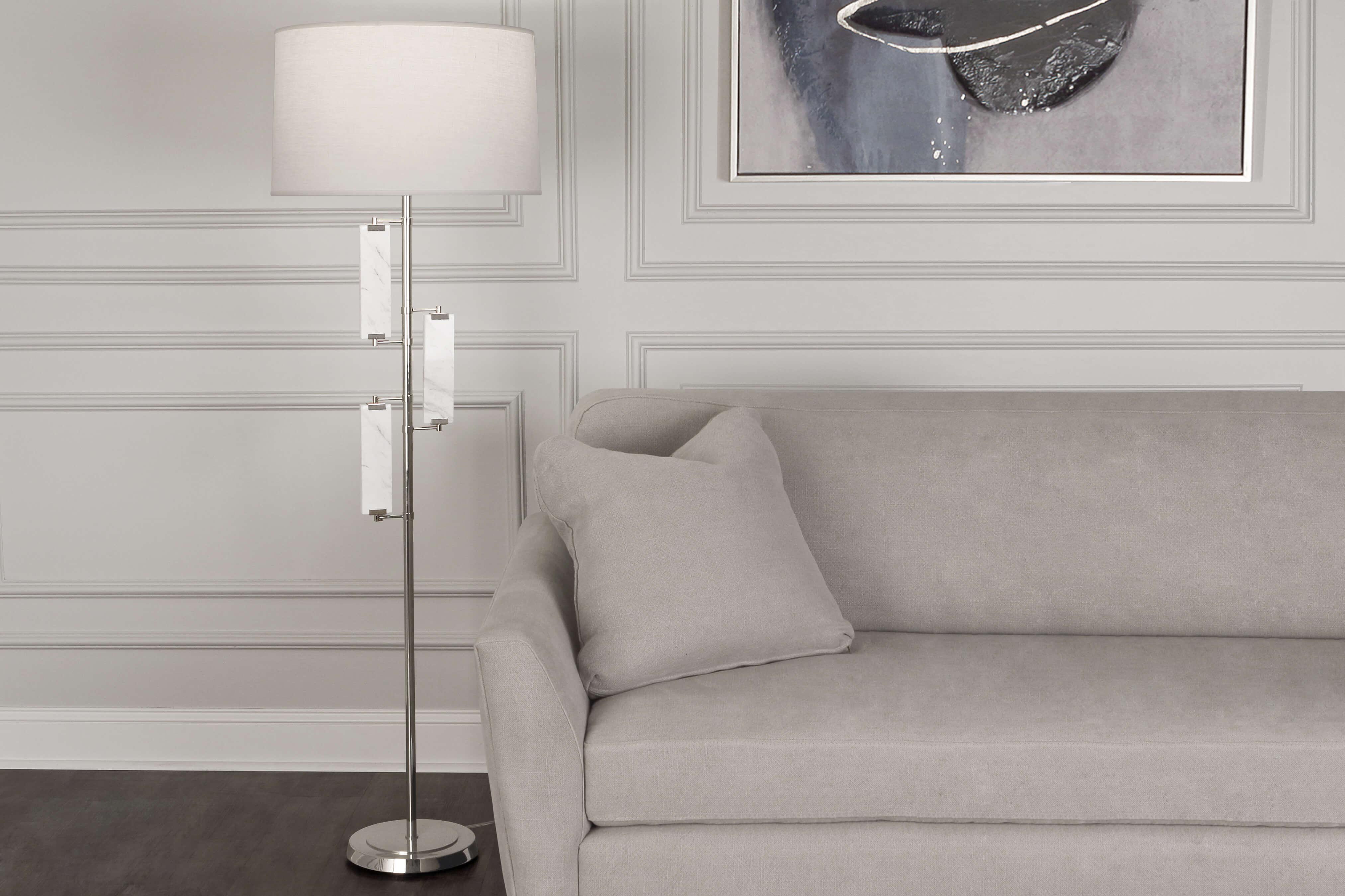 ALSTON FLOOR LAMP by Robert Abbey