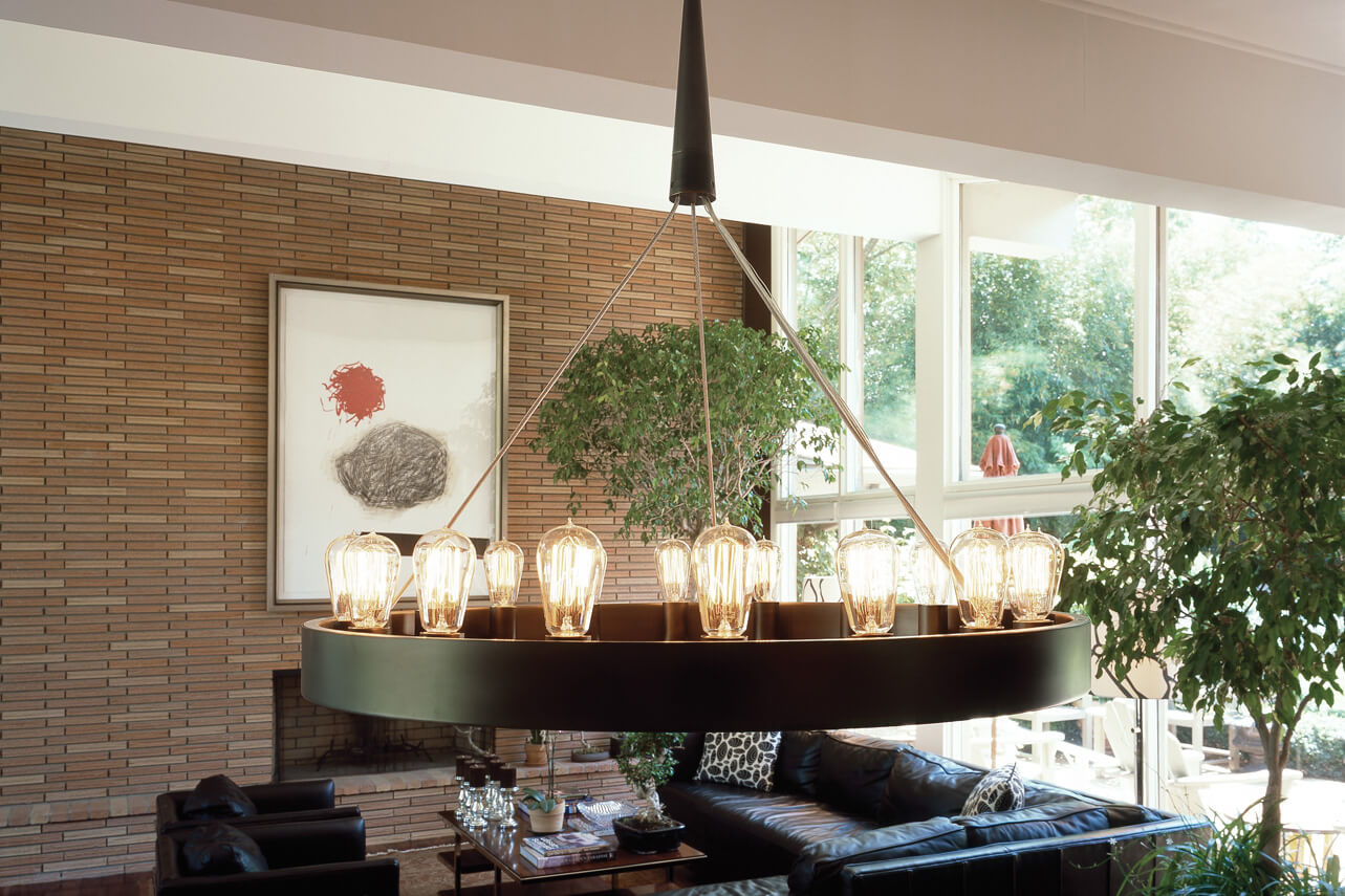 RICO ESPINET CANDELARIA CHANDELIER by Robert Abbey
